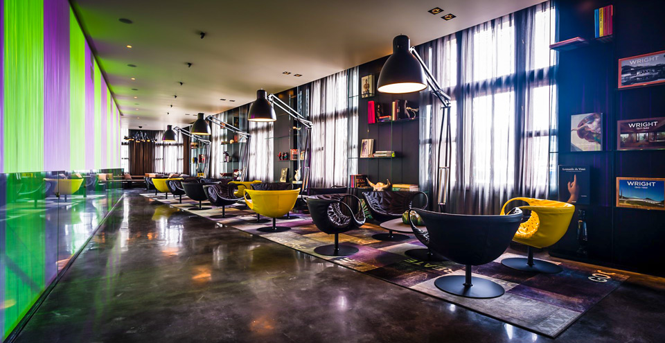 Art 'otel Amsterdam hotel de 5 estrellas en Amsterdam