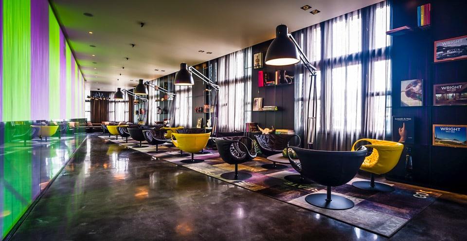 art'otel Amsterdam отель 5 звезд в Амстердаме