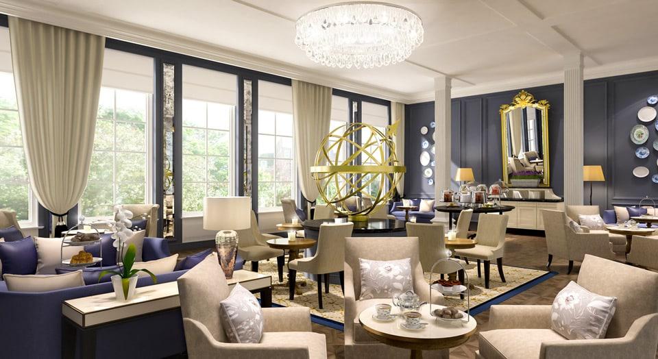 Waldorf Astoria Amsterdam отель 5 звезд в Амстердаме
