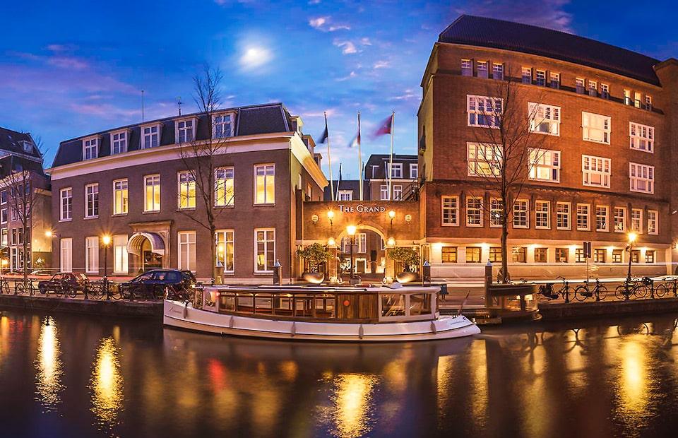 Sofitel Legend The Grand Amsterdam отель 5 звезд в Амстердаме