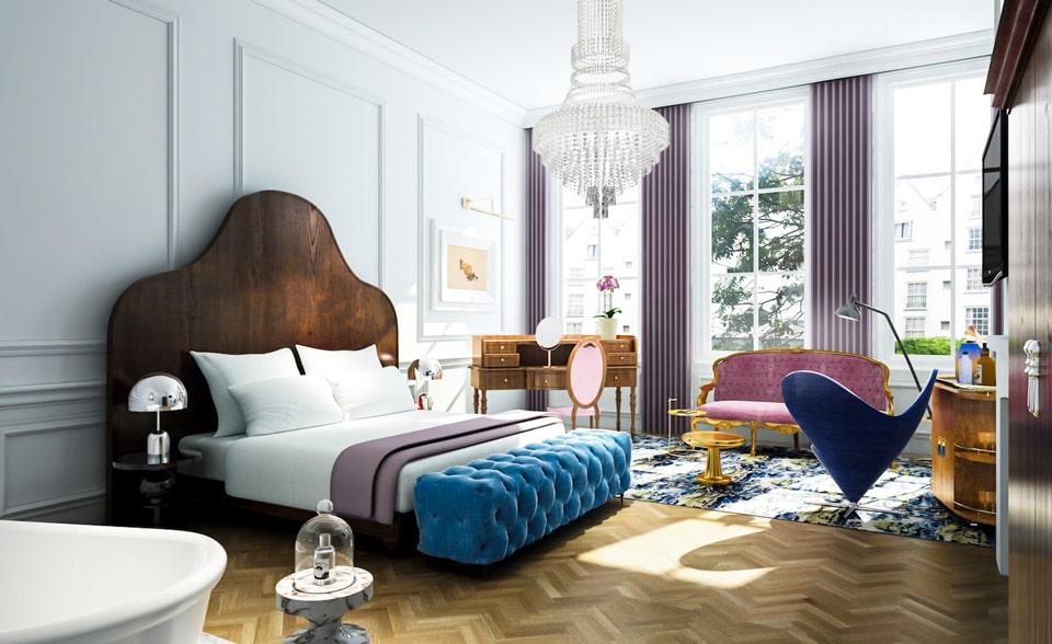 Pulitzer Amsterdam hotel 5 estrellas