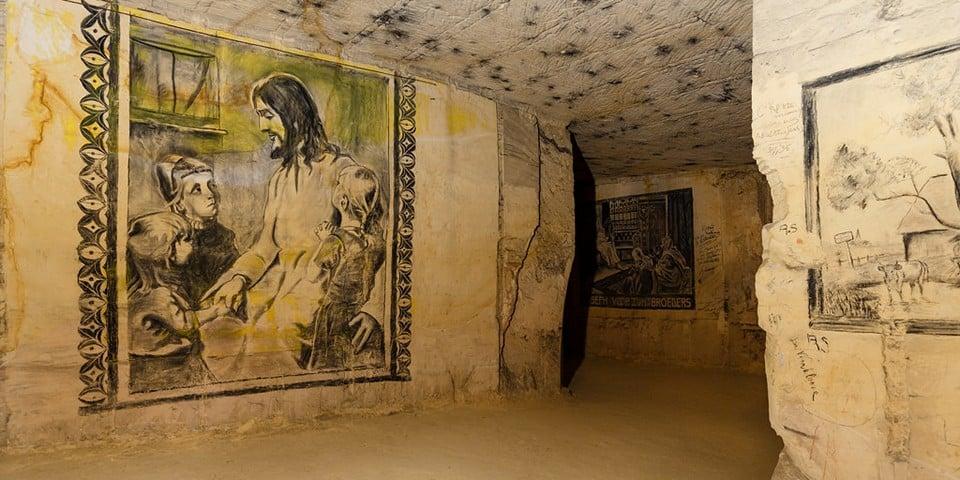 Иезуитские пещеры