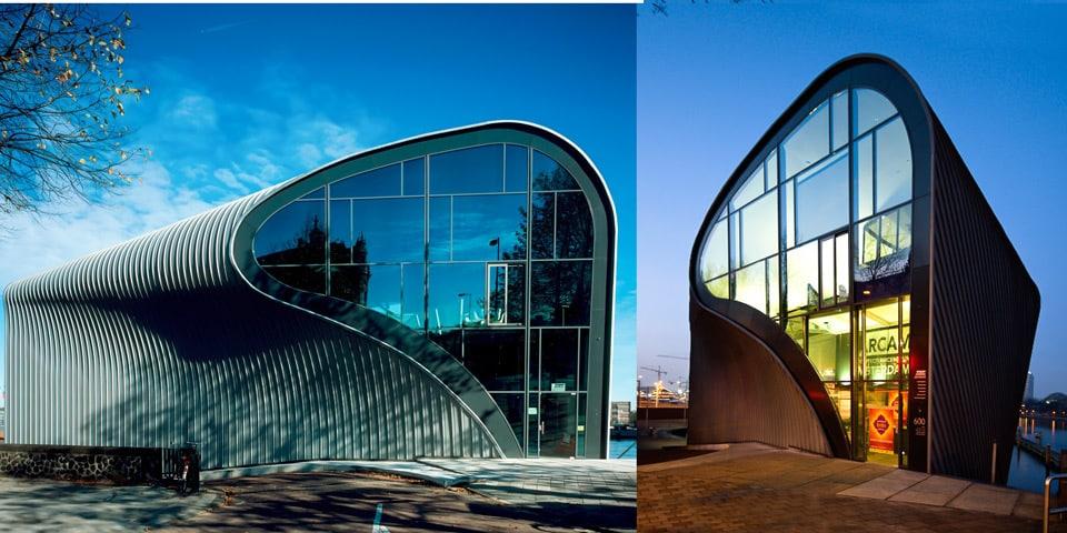 Музей центр Архитектуры Амстердама