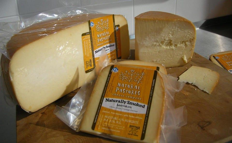 Буренкаас (Boerenkaas) голландский сыр