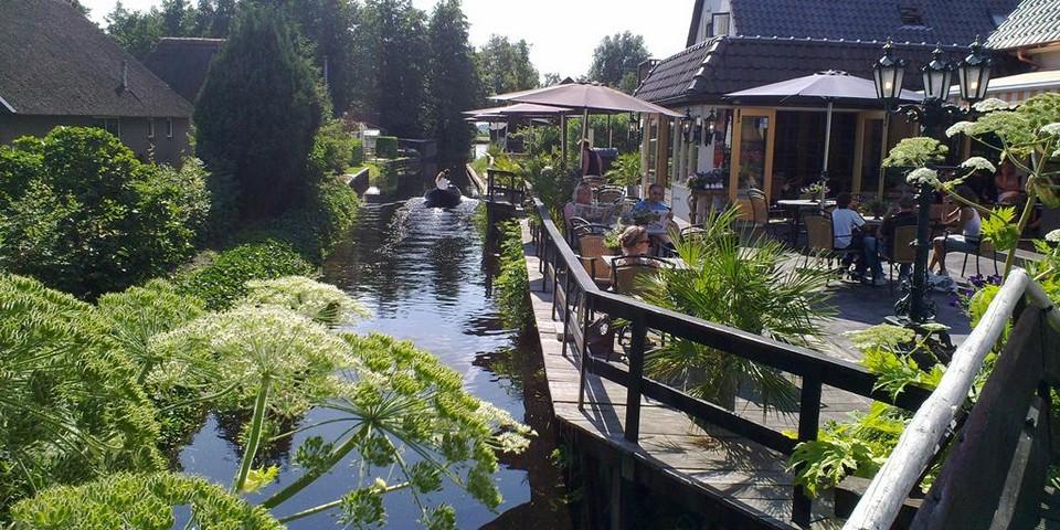 Четырехзвездочный отель De Dames Van De Jonge Hotel Restaurant
