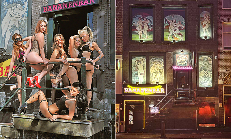 сколько стоит проститутка в амстердам