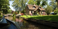 Le village de Giethoorn