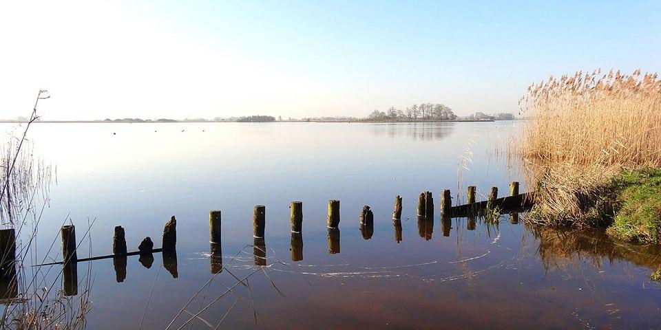 озеро Giethoornsche Meer