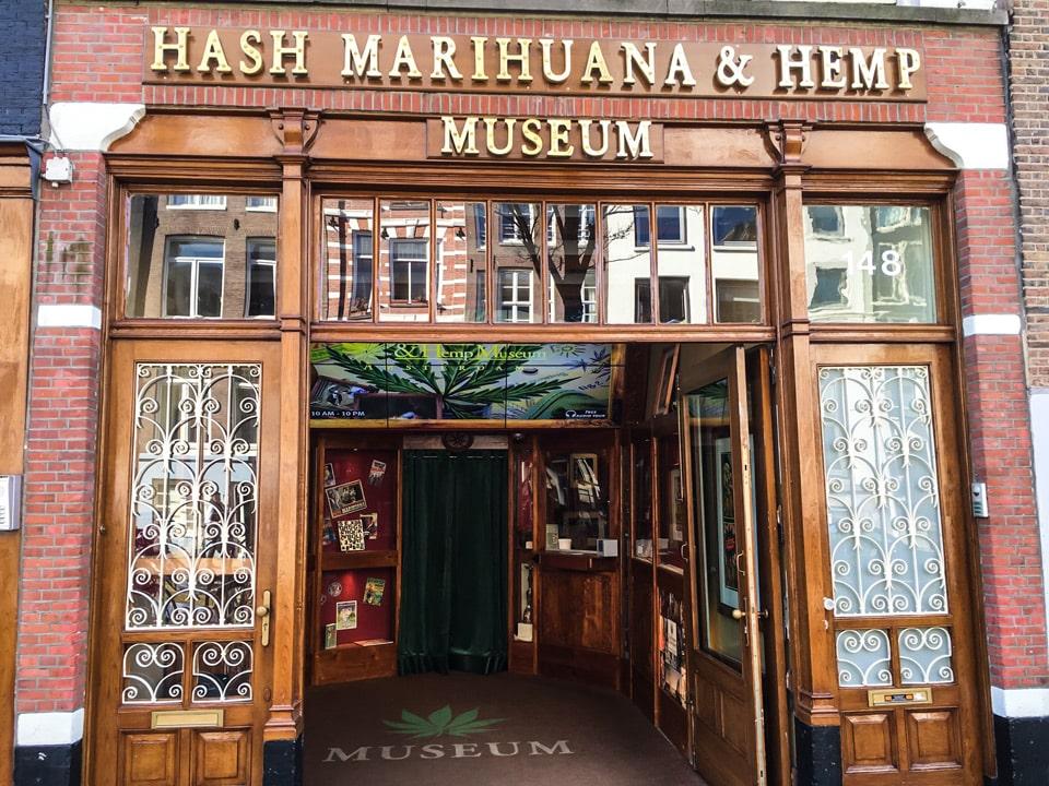 Амстердам музей марихуаны и гашиша конопля или спайс