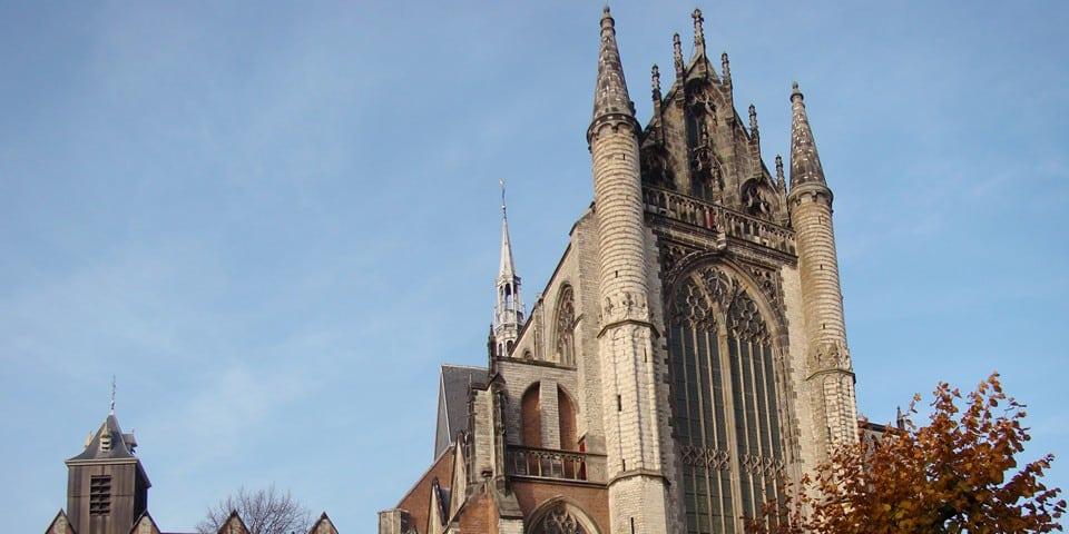 Церковь Хоглансе