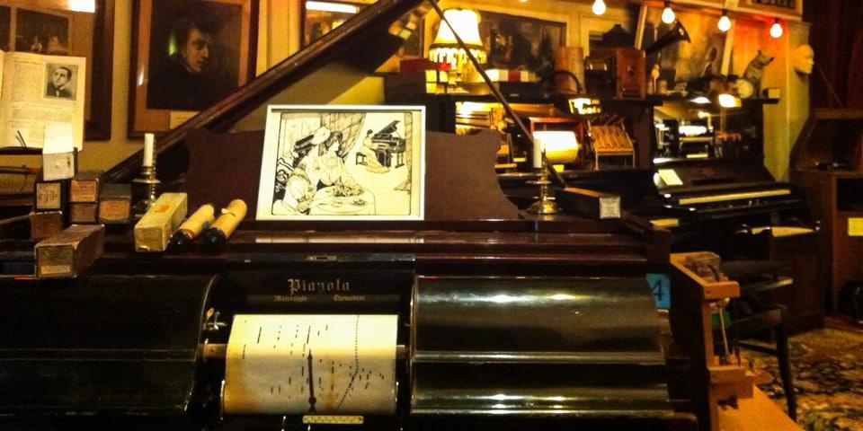 Музей пианол в Амстердаме