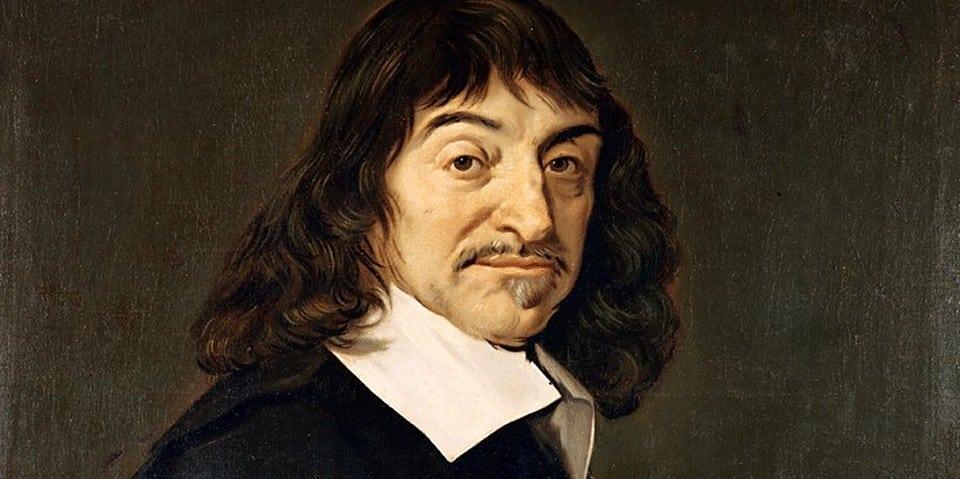 портрет Рене Декарта