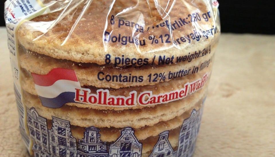 голландские вафли