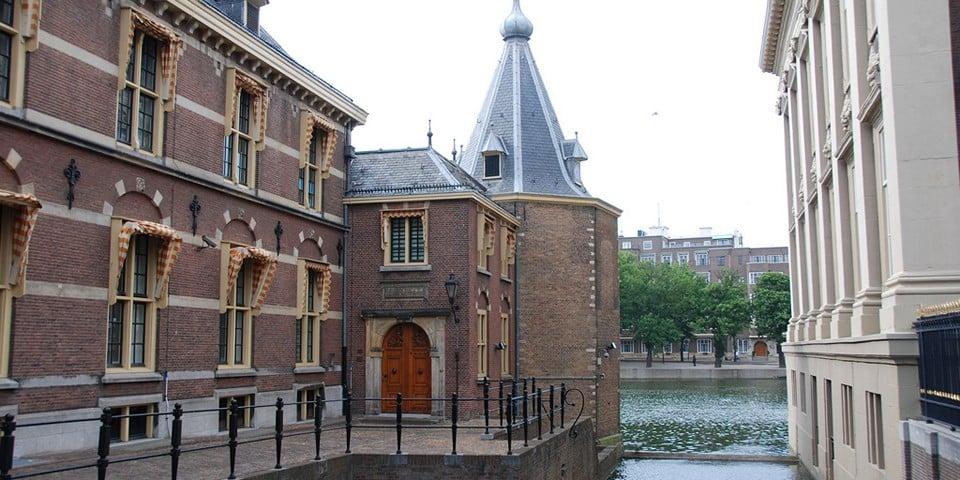 Восьмиугольное здание Torentje