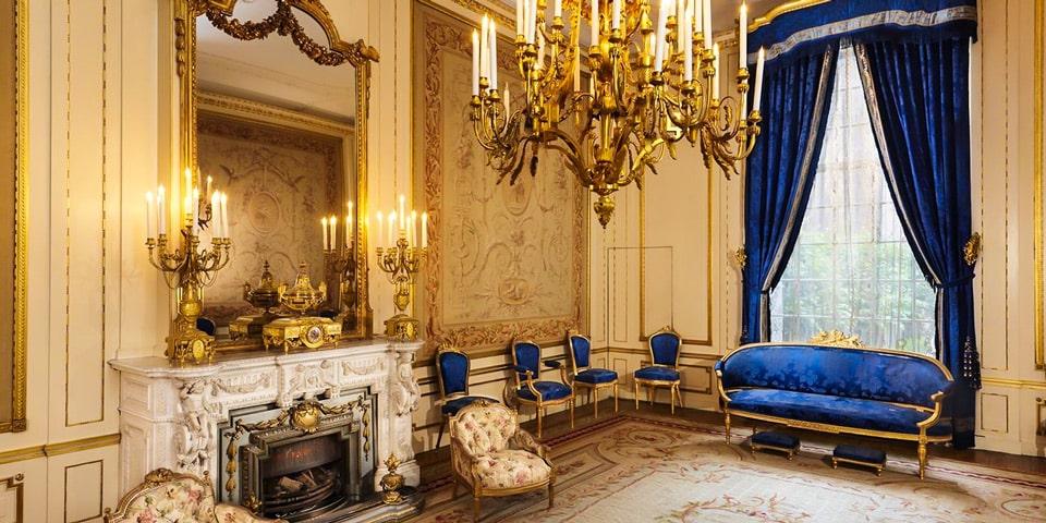 Виллет-Холтхаузен – особняк аристократии в Амстердаме