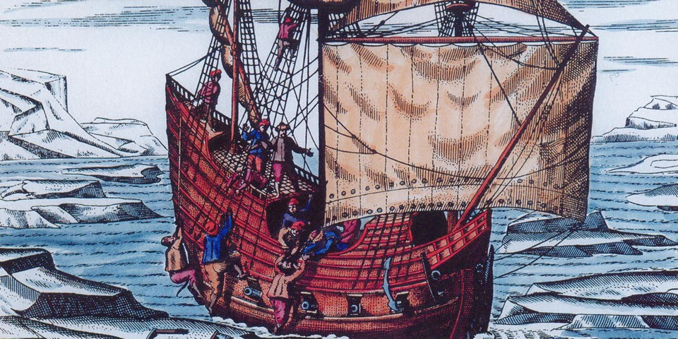 Корабль Баренца