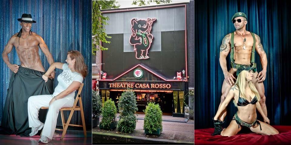 Амстердам адрес порно театра