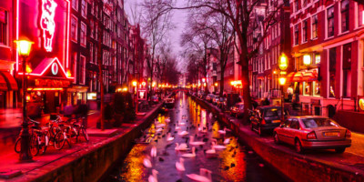 Экскурсия по кварталу красных фонарей