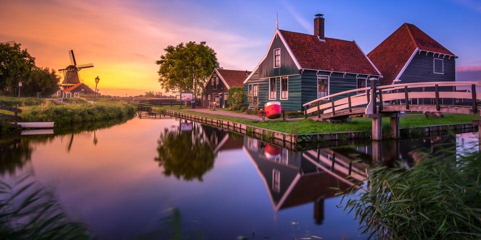 Excursión Zaanse Schans y Volendam