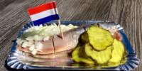 Dove mangiare l'aringa ad Amsterdam?