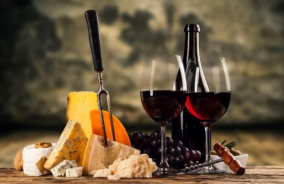 голландские сыры вино