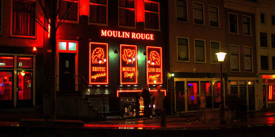 Театр Moulin Rouge