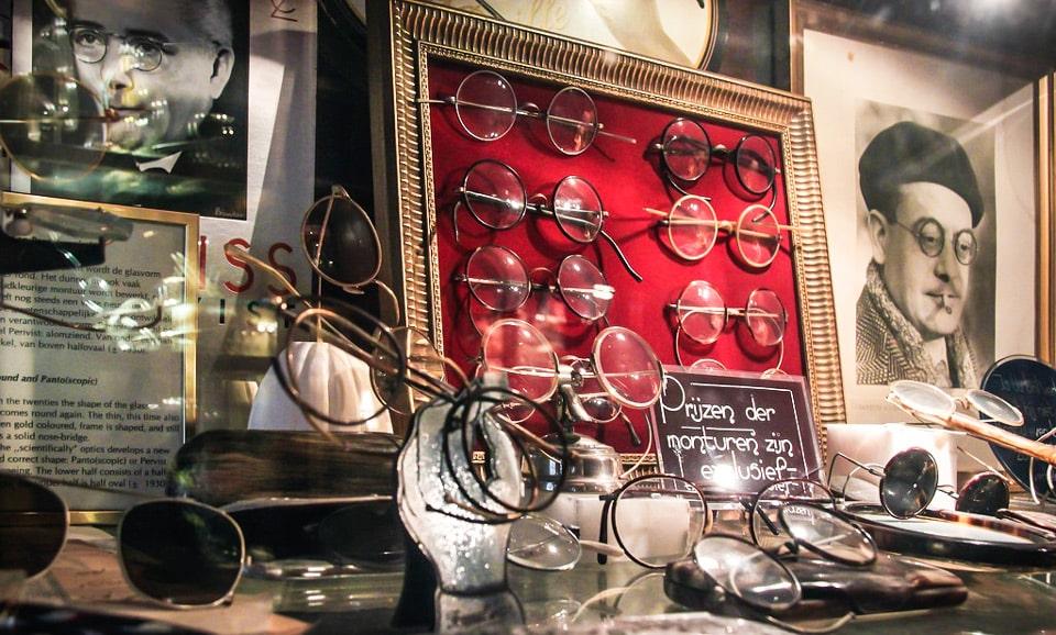 Музей очков в Амстердаме