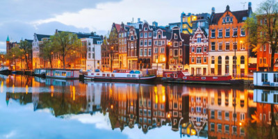 Visite guidée d'Amsterdam