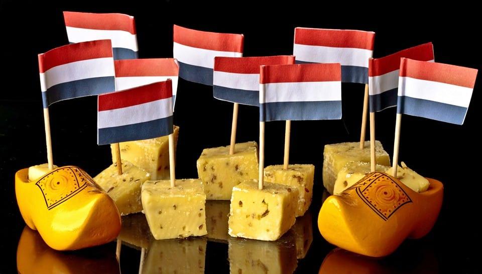 сыр Старый Амстердам в Голландии