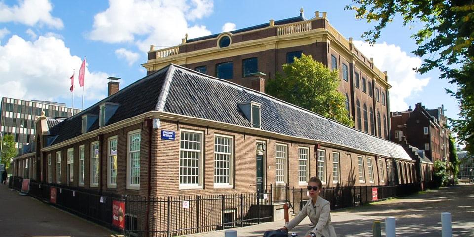 Португальская синагога в Амстердаме
